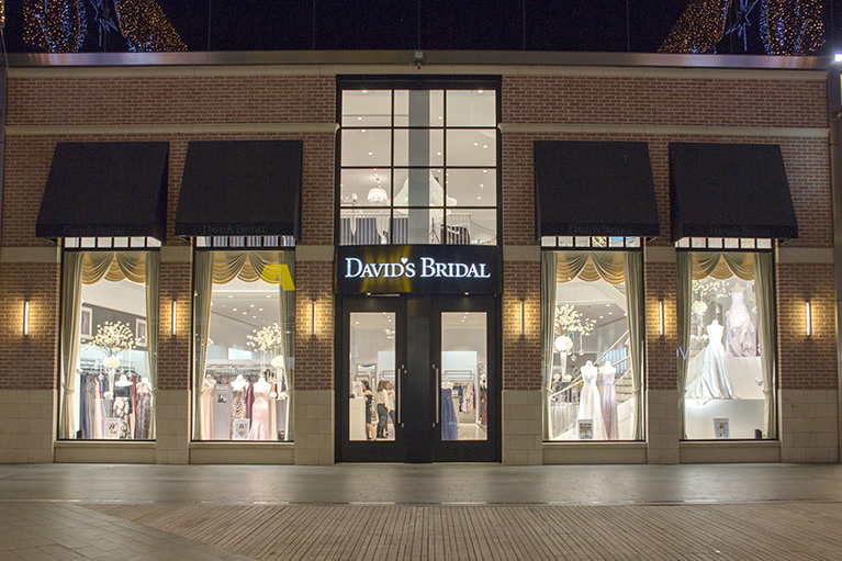 David's Bridal London, UK