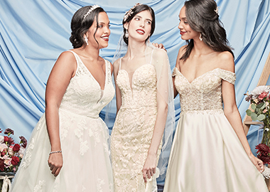 Oleg Cassini Wedding Collection