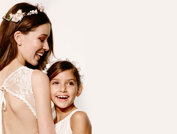 Flower Crowns | David's Bridal Hair Accessories